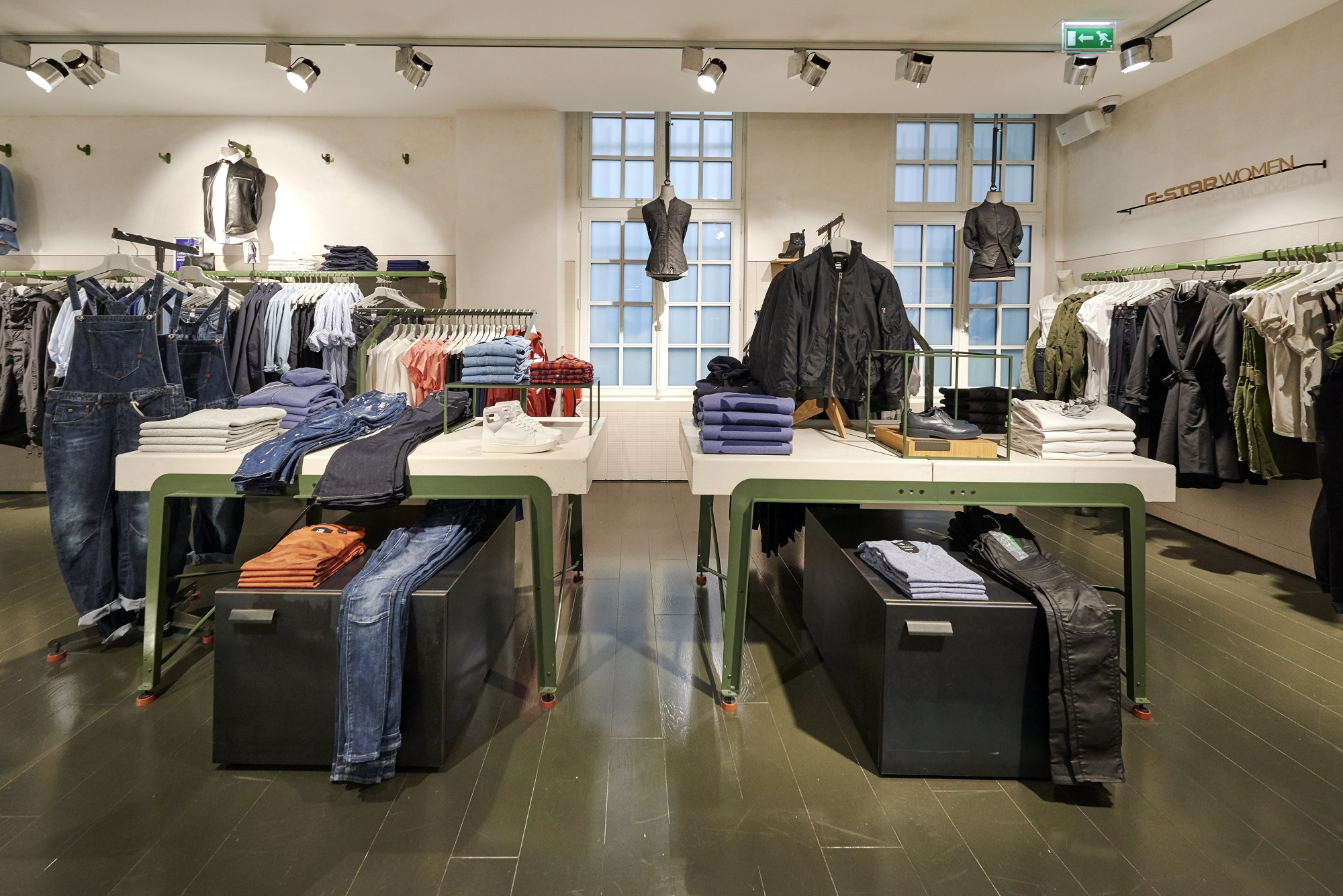 Good Watch Brands For Men >> G-Star RAW opens a new boutique in Paris Bastille - Crash