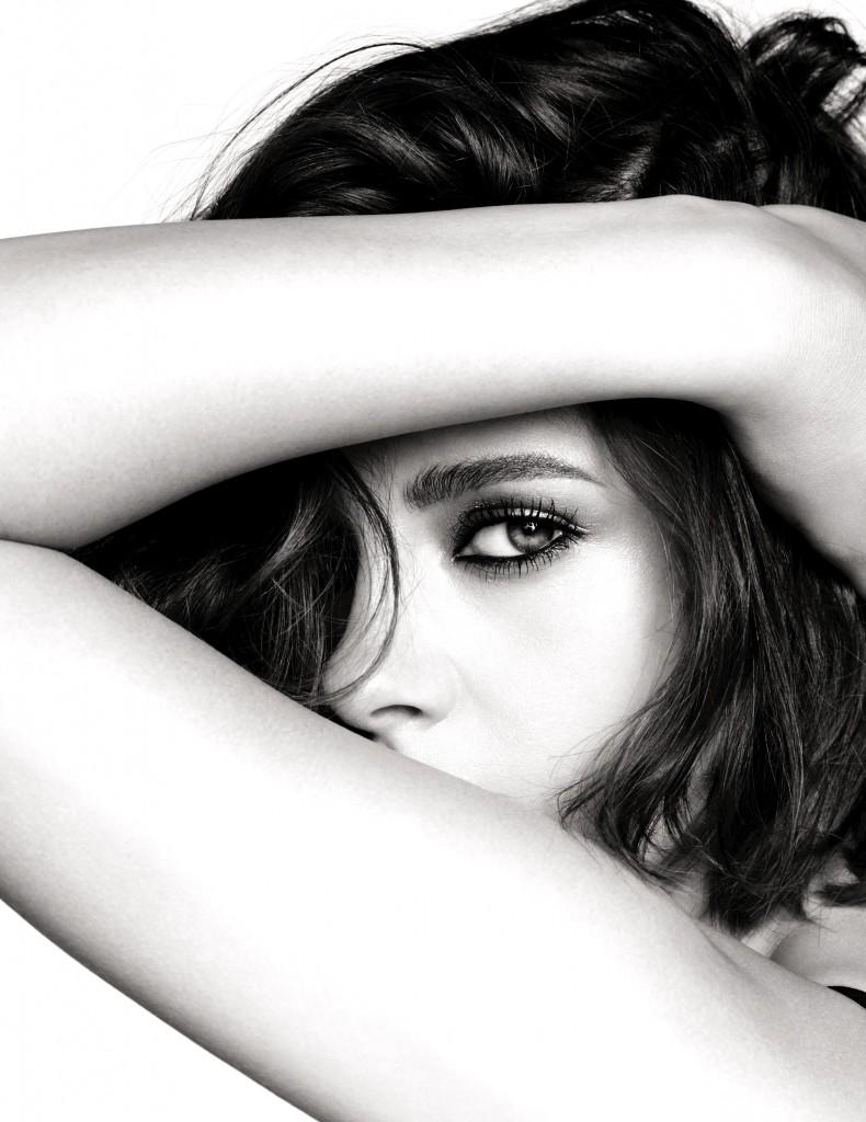 Kristen Stewart Chanel Make up by Mario Testino