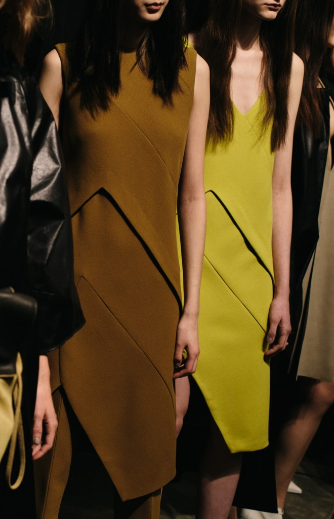 Narciso Rodriguez Fall Winter 2016 New York Fashion Week for Crash Magazine by Bradford Gregory