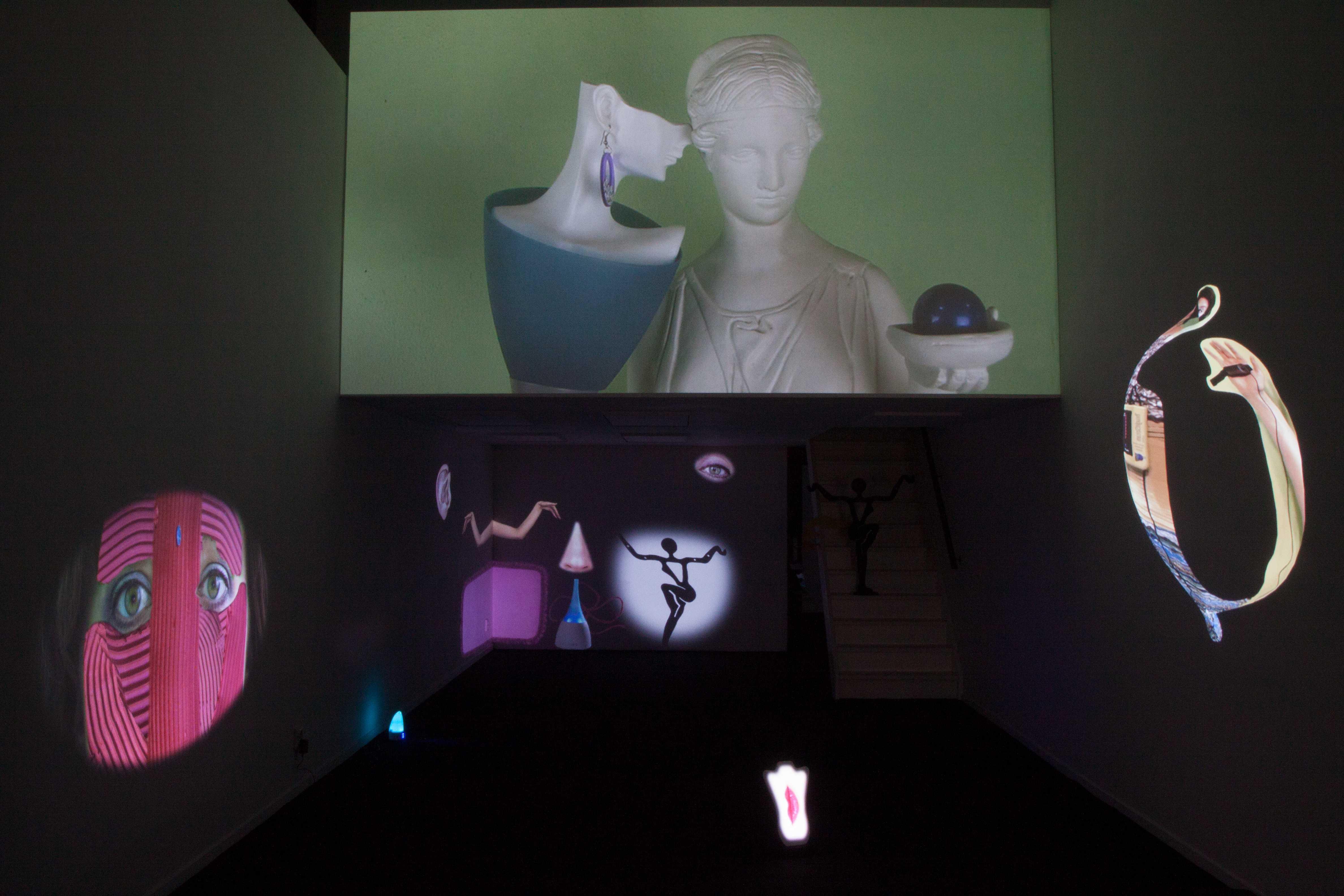 """""""ANEMOCHORIES"""", A SHANA MOULTON EXHIBITION AT PALAIS DE TOKYO"""