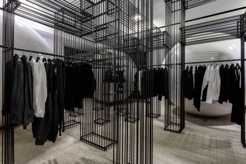 Dover Street Market - Black Comme des Garcons - Ground Floor