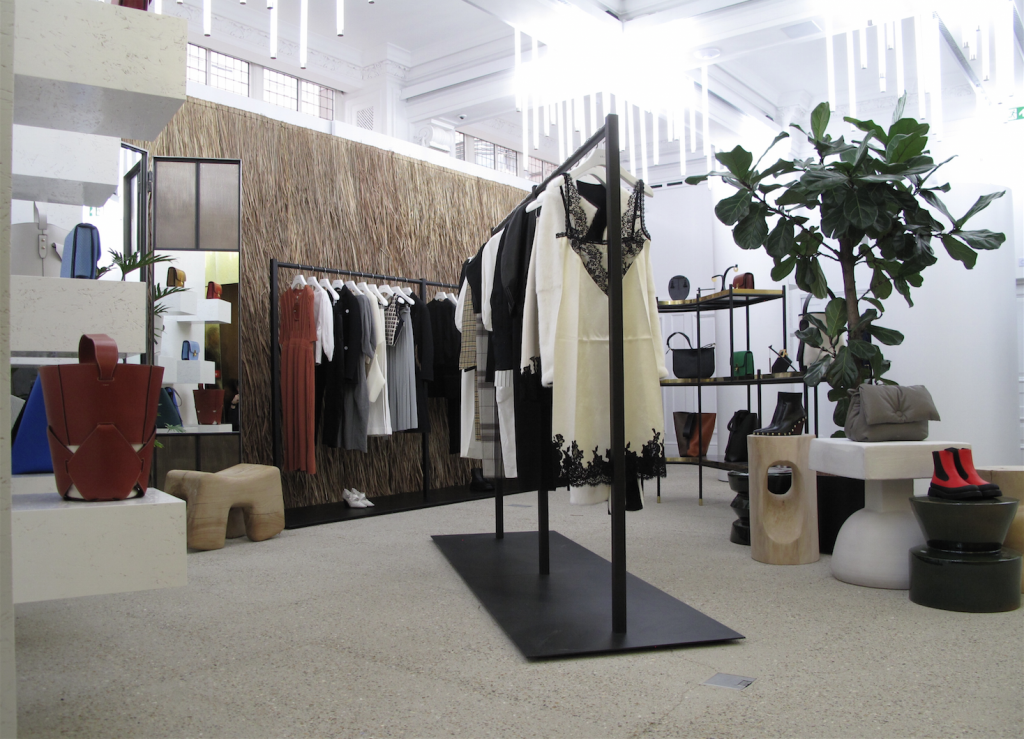 Dover Street Market - Celine Space - First Floor