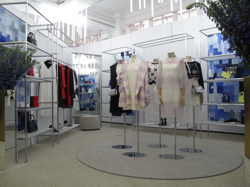 Dover Street Market - Dior Space - First Floor