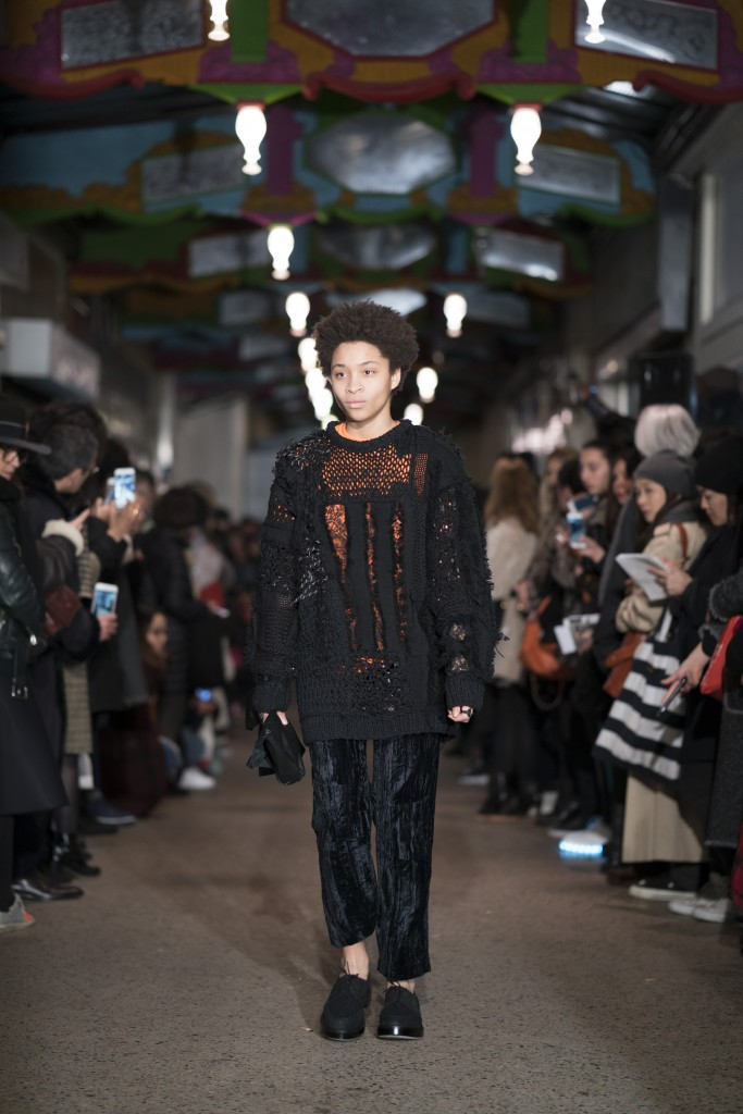 Koché Fall Winter 2016 Paris Fashion Week Crash Magazine