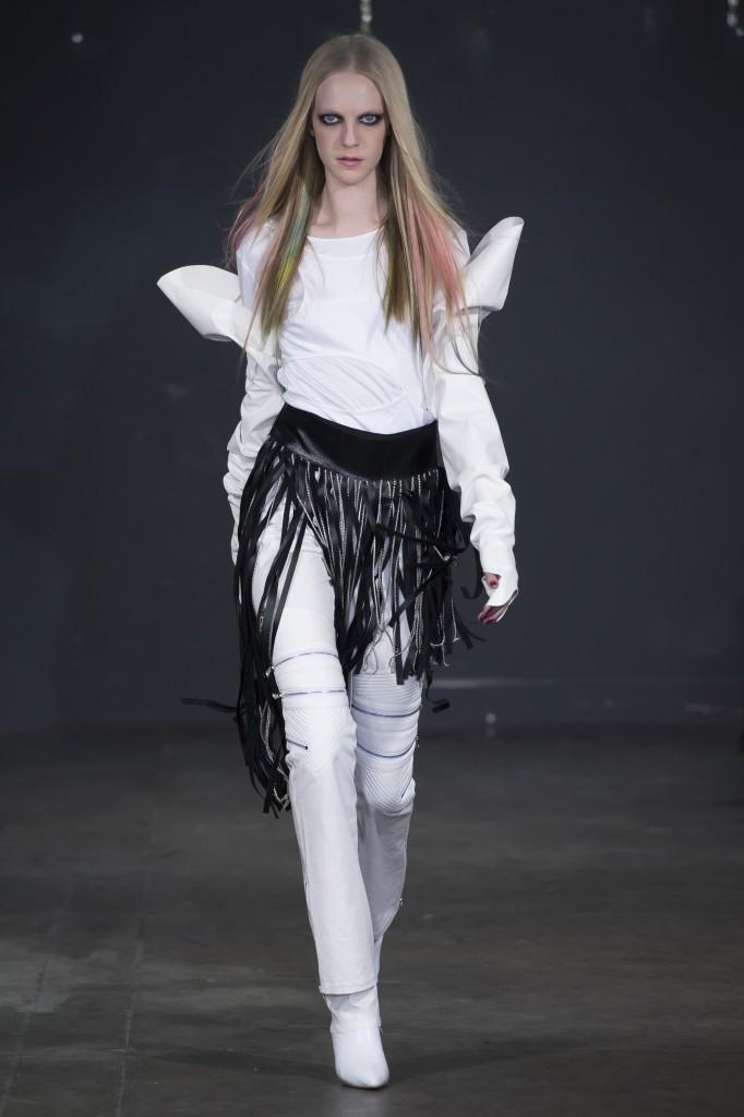 Mashama fall winter 2016 Paris Fashion Week Crash Magazine Masha Ma Andrej Skok