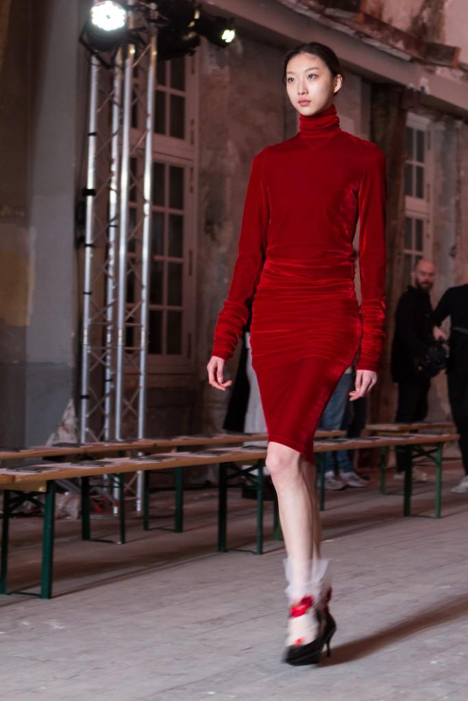 Y Project Backstage story Y/Project Fall-Winter 2016 Paris Fashion Week Crash Magazine