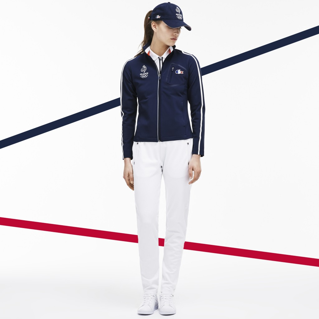 Lacoste Olympic Collection Rio Olympic Games Crash Magazine