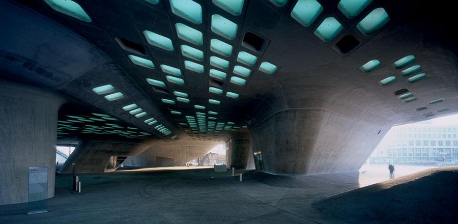 Zaha Hadid on architecture - Crash magazine