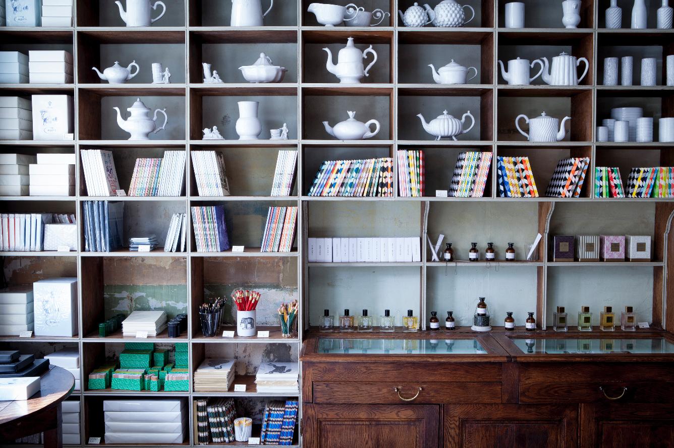 astier de villatte store opening on rue de tournon crash. Black Bedroom Furniture Sets. Home Design Ideas