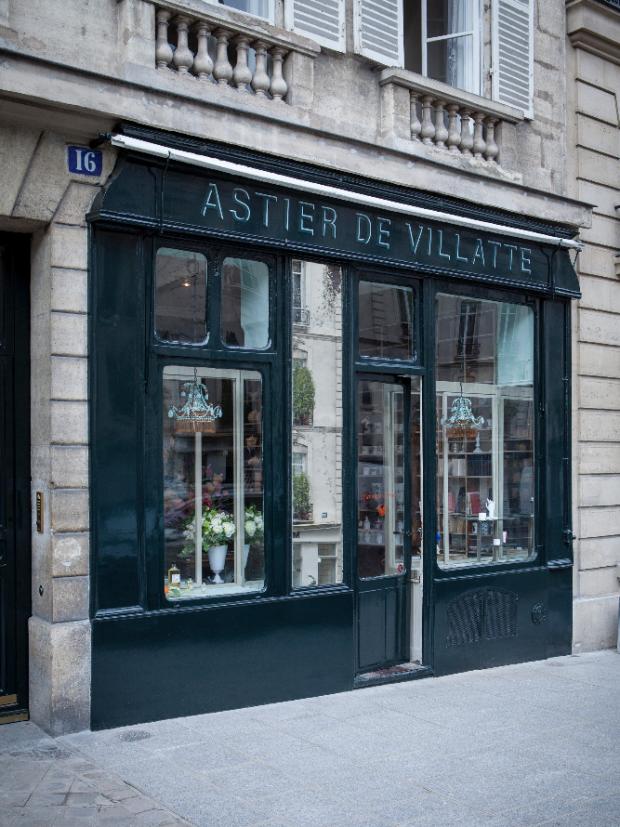 Astier de villatte store opening on rue de tournon crash - Paris 2000 hair salon ...
