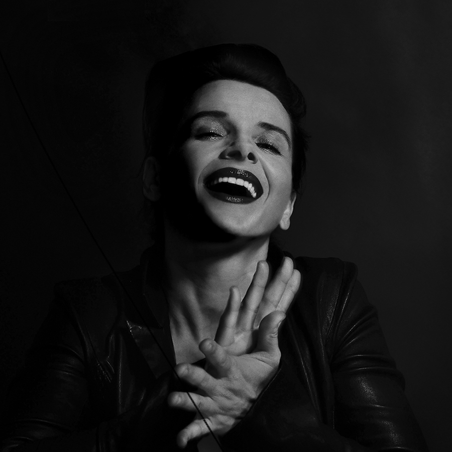 Juliette Binoche on words - Crash magazine