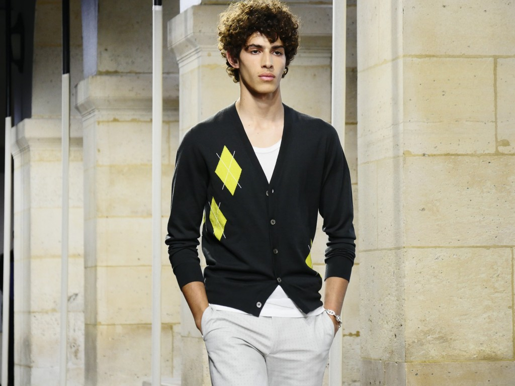 Hermès Men's SS17 - Crash magazine