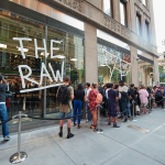 G-STAR RAW AND PHARRELL WILLIAMS NEW STORE OPENING ON 5TH AVENUE