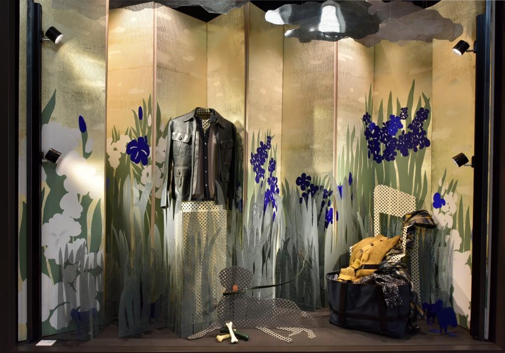 Antoine Platteau x Hermès Poitiers le Miroir - Crash magazine