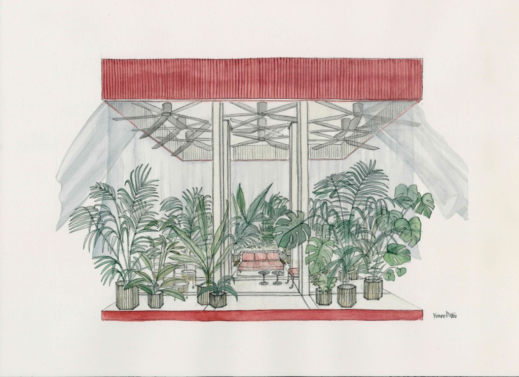 Design Miami/ Basel VERANDE by DIMORESTUDIO, June 2016 at Gallery Dimorestudio courtesy of DIMORESTUDIO