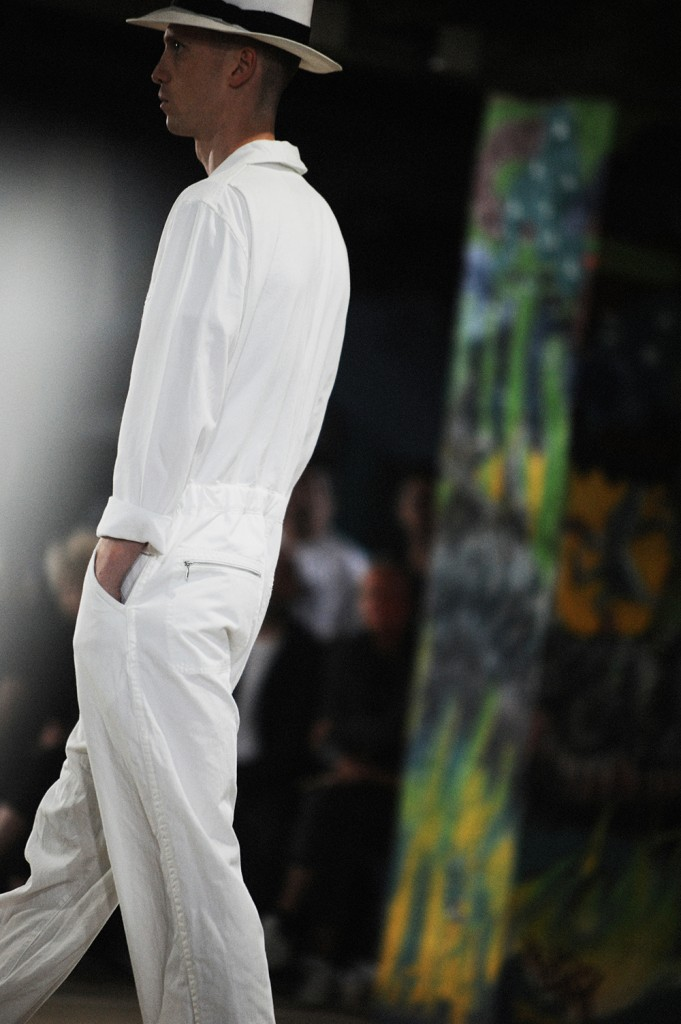 Junya Watanabe Man Spring-Summer 2017 Paris Men Fashion Week Crash Magazine Elise Toïdé