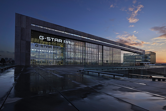 G-Star Head quarters, Amsterdam, Joan Muyskenweg