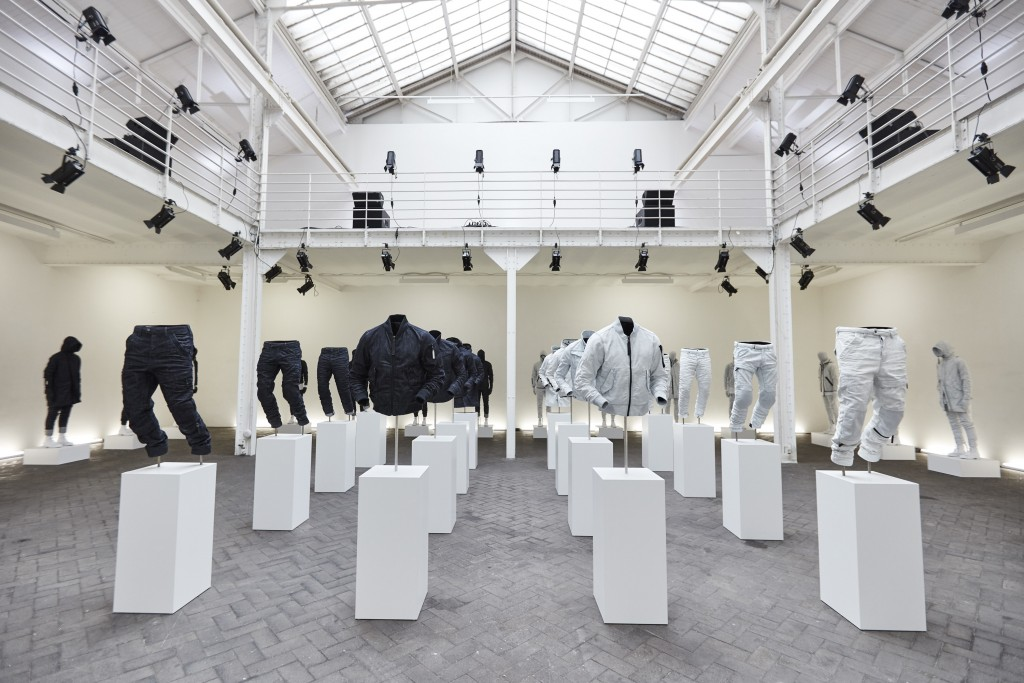 G-Star RAW Research collection by Aitor Throup Crash Magazine