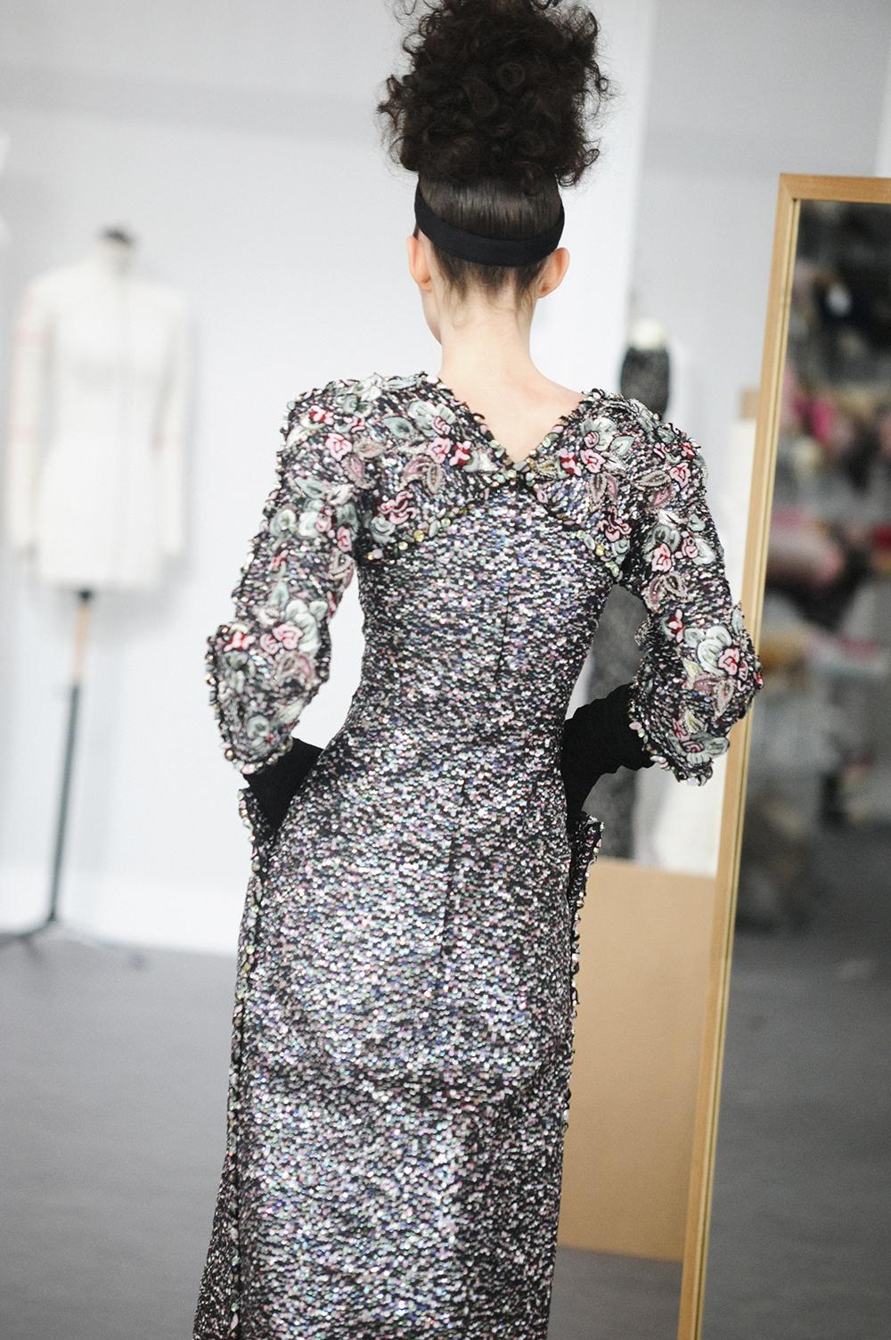 Les ateliers de chanel haute couture fall winter 2016 for Haute couture winter