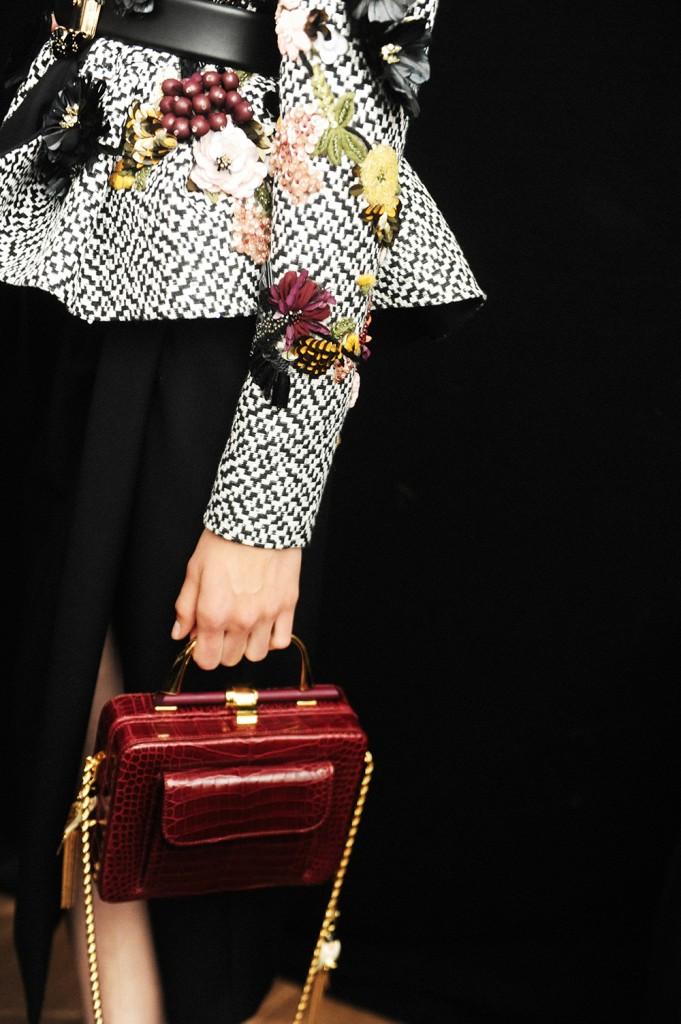 Elie Saab haute Couture AW16 Magdalena Havlickova - Crash magazine