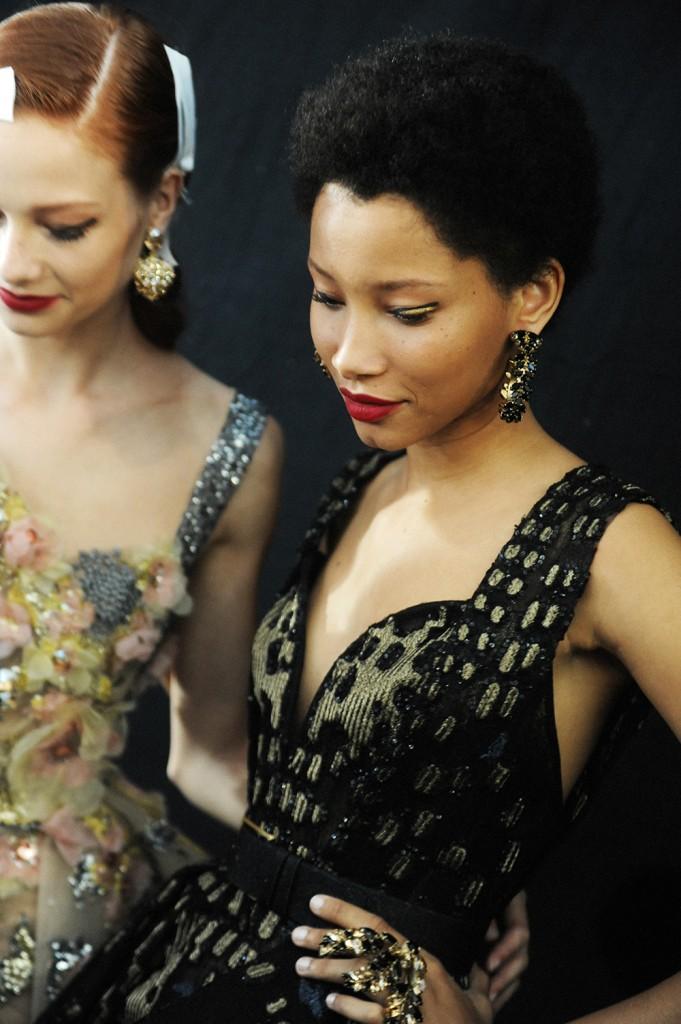 Elie Saab haute Couture AW16 Lineisy Montero - Crash magazine