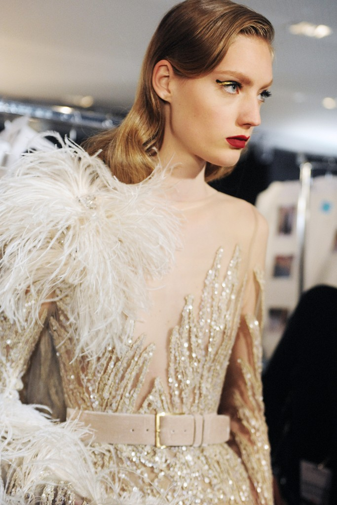 Elie Saab haute Couture AW16 Susanne Knipper  - Crash magazine