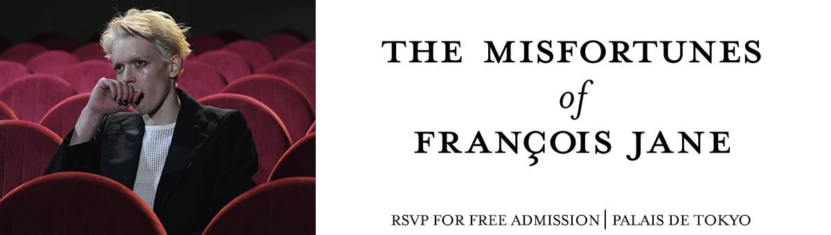 The Misfortunes of Francois Jane Crash Magazine