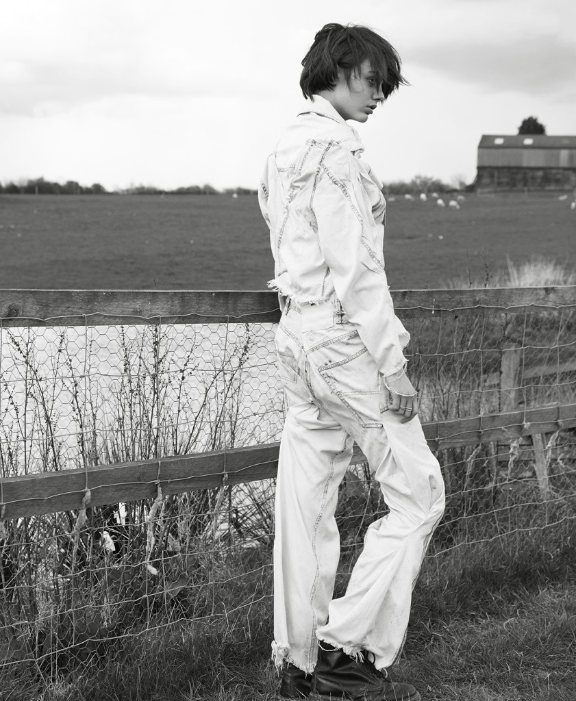 Crash Magazine Fashion Story Marina German digital exclusive