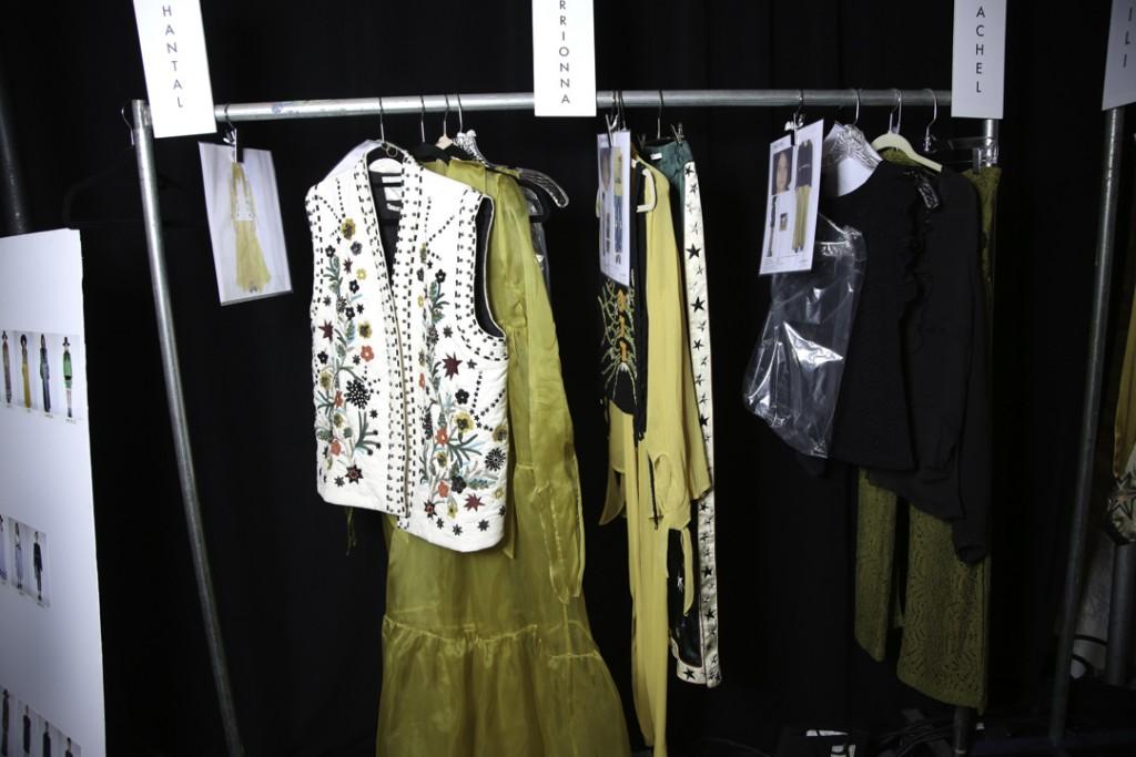 Scotch & Soda SS17 backstage New York Fashion Week Crash Magazine