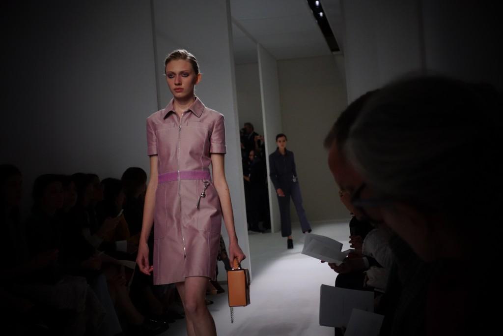 Hermès SS17 Paris Fashion Week Crash Magazine