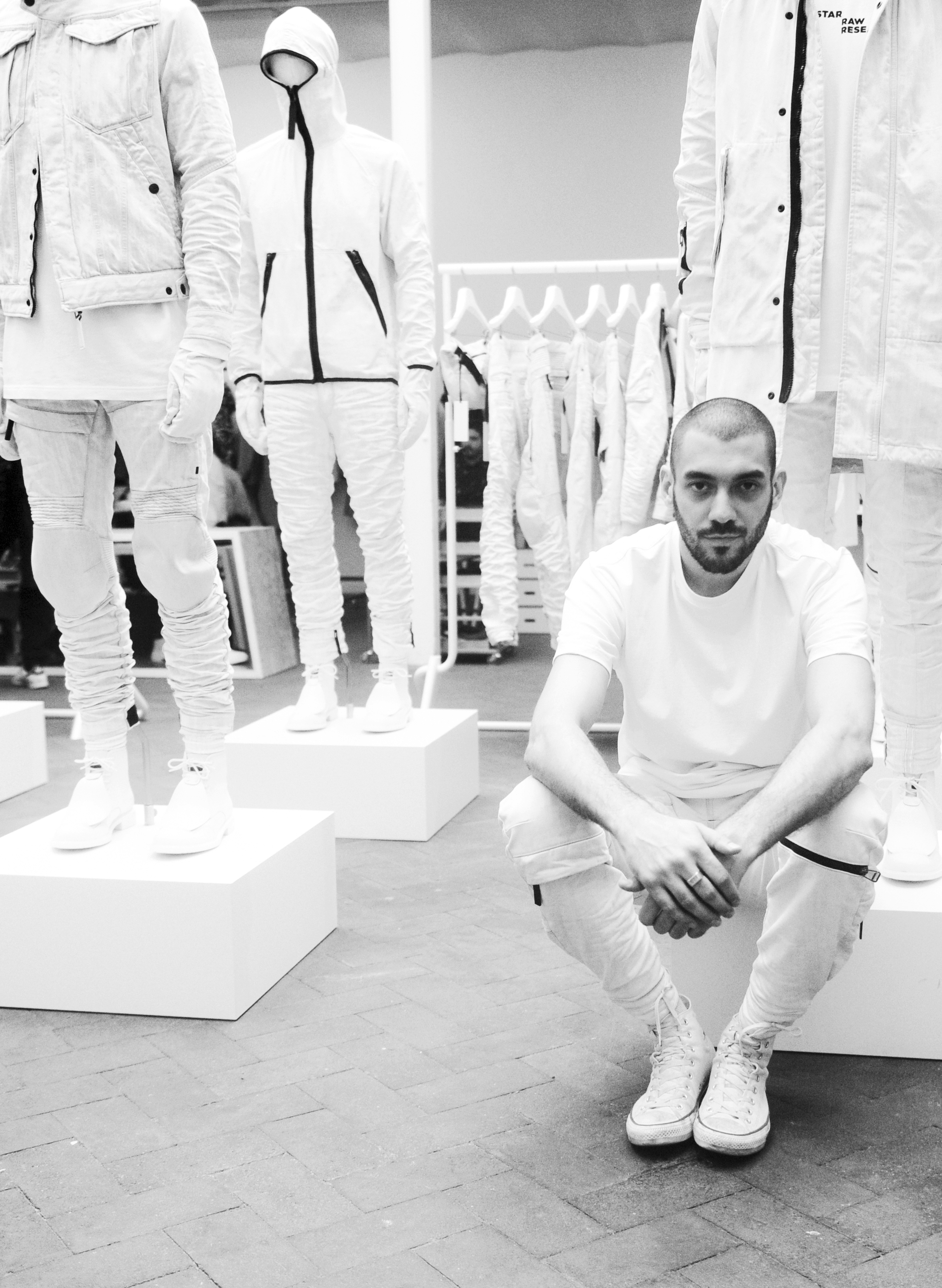 AITOR THROUP NAMED CREATIVE DIRECTOR OF G-STAR