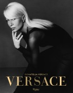 DONATELLA VERSACE LAUNCHES AN INTIMATE BOOK