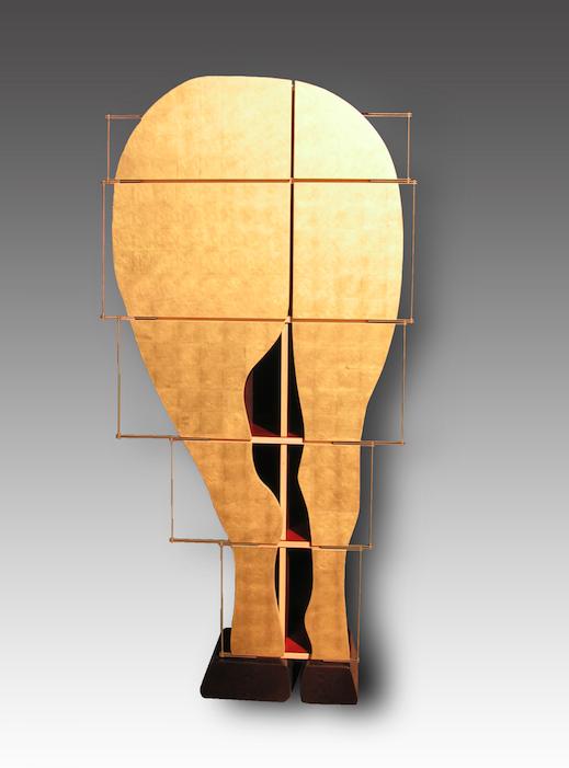 Design Miami 2016 - Horse Cabinet, Gaetano Pesce, 2006, Courtesy of Alejandro Velasco Menez d.i. for Salon 94