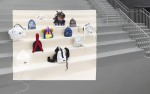 EASTPAK ARTIST STUDIO RELEASES 11 ORIGINAL BAGS