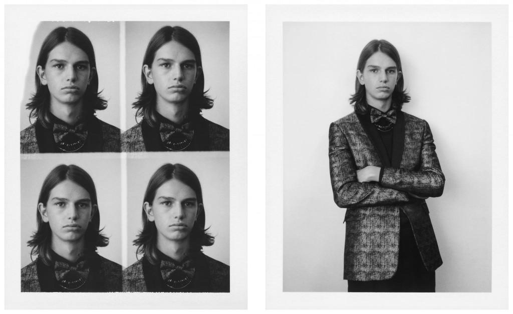Dior Homme Black Carpet Capsule Collection - Crash Magazine