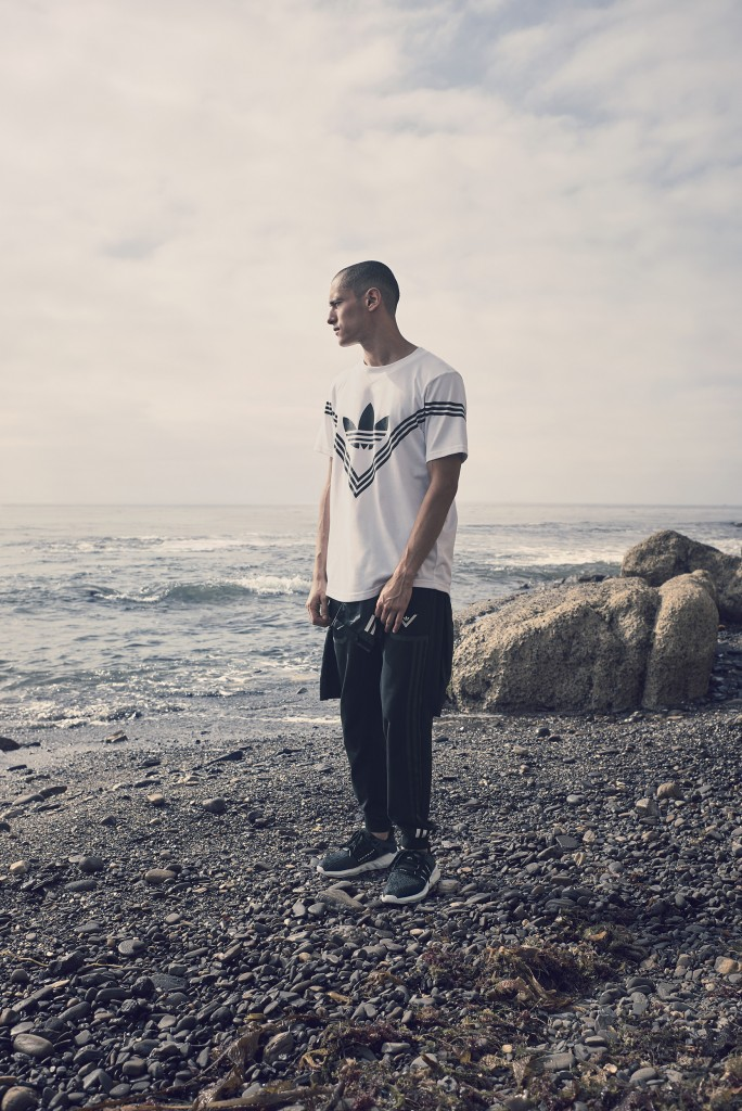 Adidas Originals por blanco Mountaineering: La innovadora colección