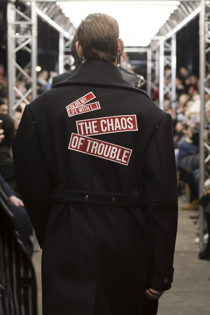 Icosae menswear collection FW17- Crash Magazine