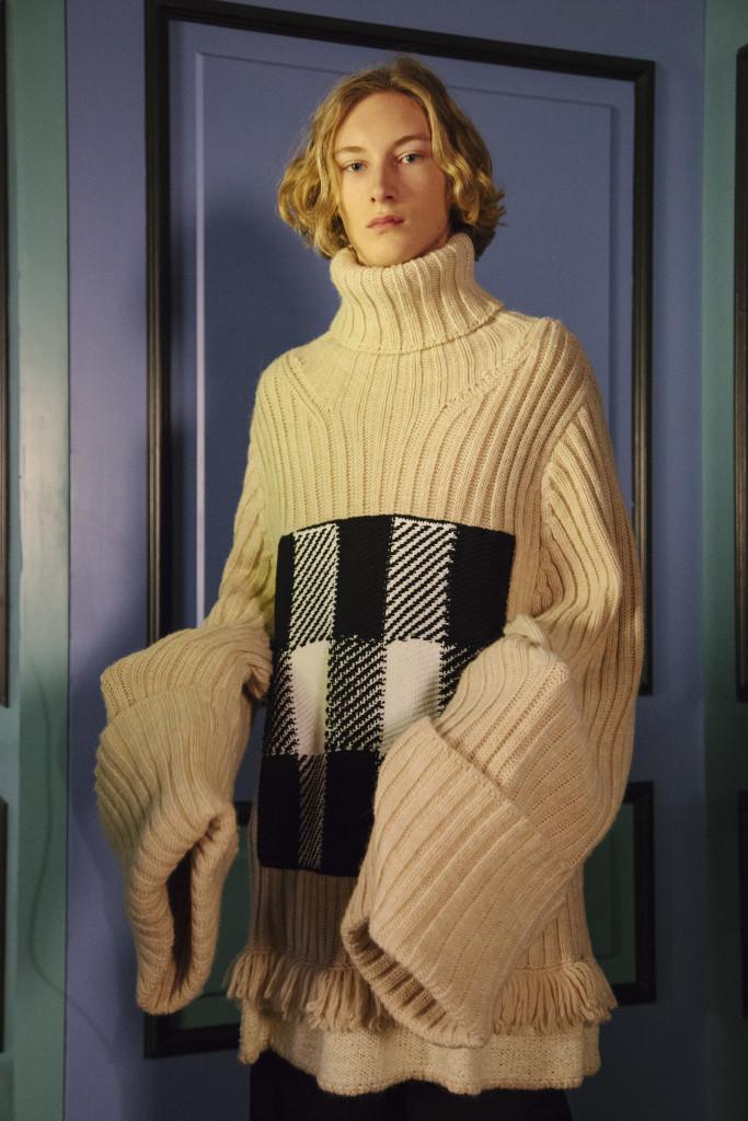 J.W.Anderson Autumn Winter 2017/18 collection - Fashion Week de Londres - Crash Magazine