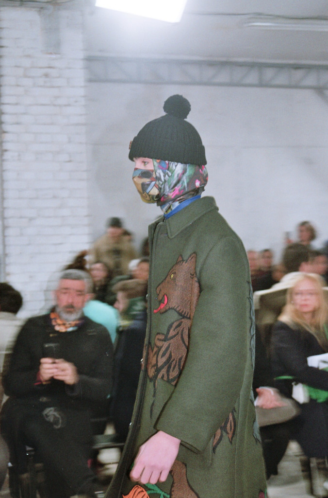 Walter Van Beirendonck Fall 2017 Menswear Collection in Paris - Crash Magazine