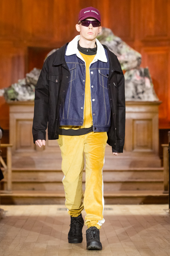 Andrea Crews menswear fall winter 2017/18 collection - Crash magazine