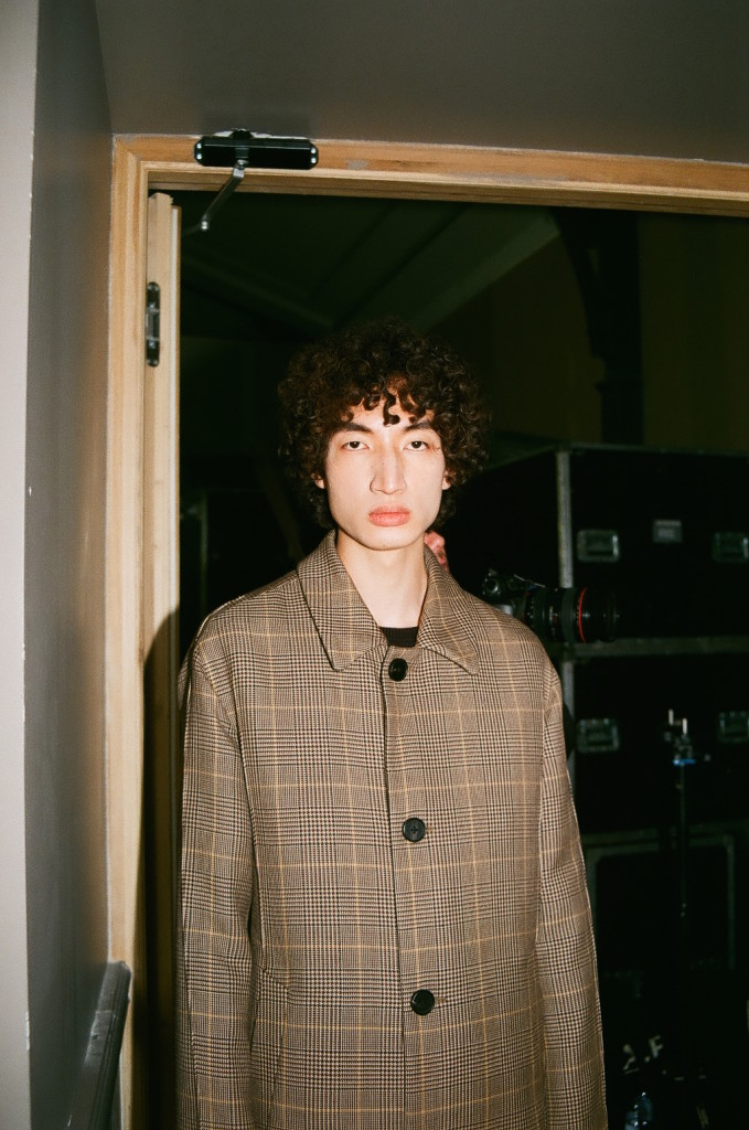 Backstage Wooyoungmi Fall 2017/18 - Crash Magazine