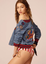 TOMMY HILFIGER X GIGI HADID SPRING-SUMMER 2017 COLLECTION
