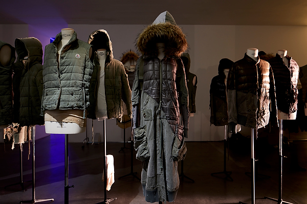 COLLIDE - Greg Lauren & Moncler Set Up 7