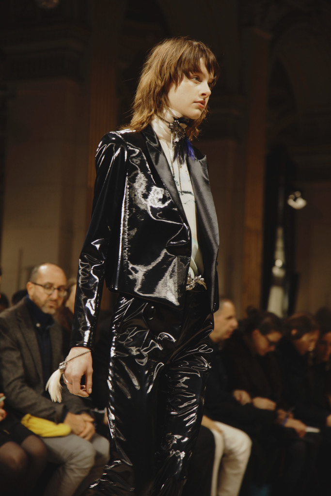 Lanvin Fall/Winter 2017/18 - Crash Magazine