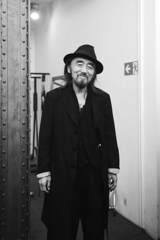 Good Watch Brands For Men >> YOHJI YAMAMOTO: THE PHILOSOPHICAL SHOW - CRASH Magazine
