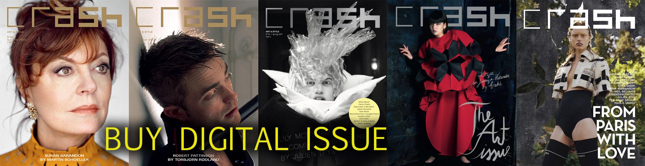 Buy crash magazine