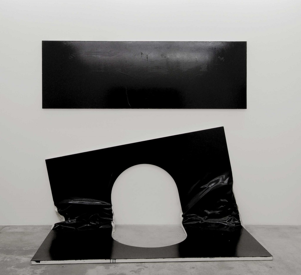 REPORT ART / STEVEN PARRINO AT GAGOSIAN GALLERY