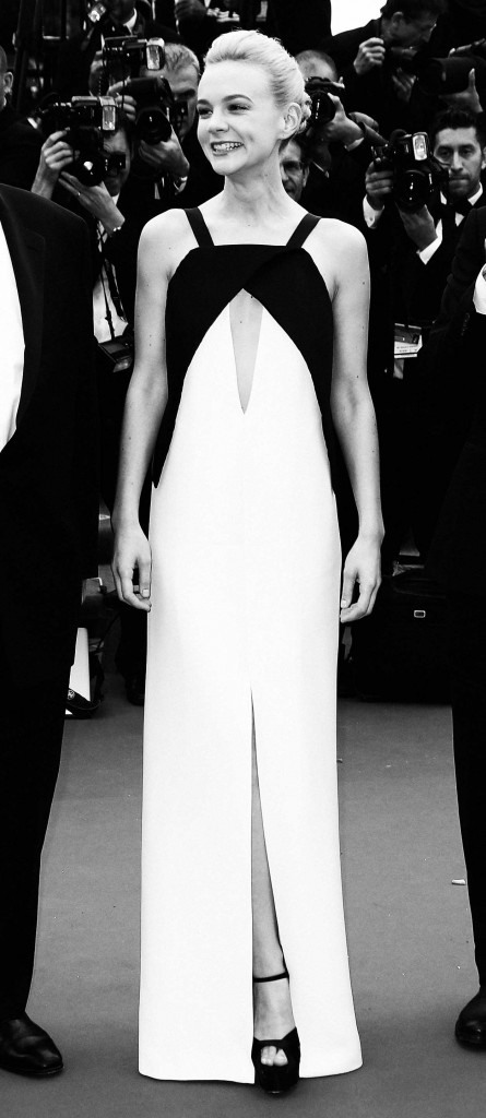 CAREY MULLIGAN / CANNES / SHARPEST LOOK OF THE DAY BY CRASH MAGAZINE