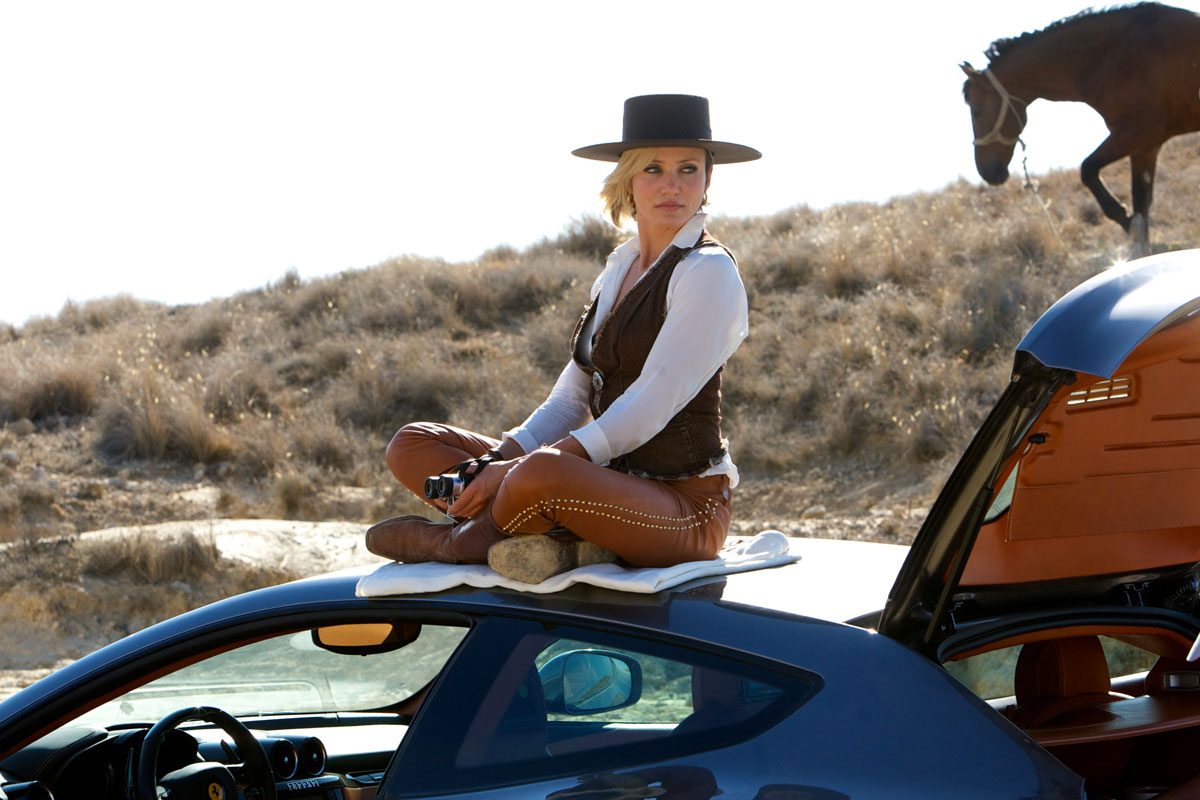 CAMERON DIAZ WEARS THOMAS WYLDE IN THE COUNSELOR