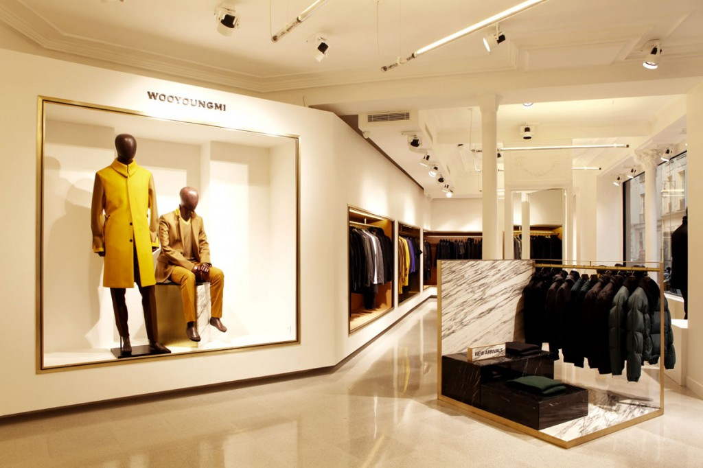 WOOYOUNGMI PARIS FLAGSHIP STORE